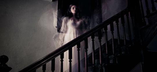 Il fantasma della vedova di Cheltenham