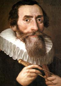 Giovanni Keplero 1571 - 1630