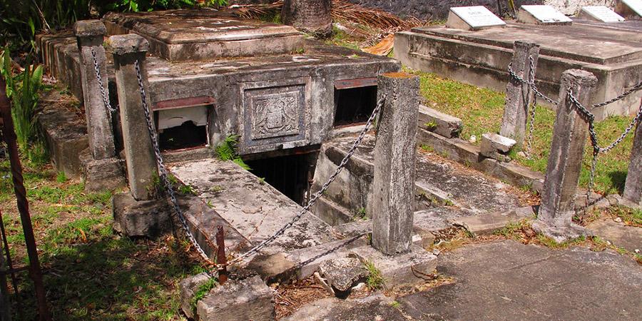 La maledizione della cripta delle Barbados