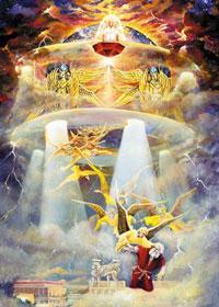 Visione del profeta Ezechiele