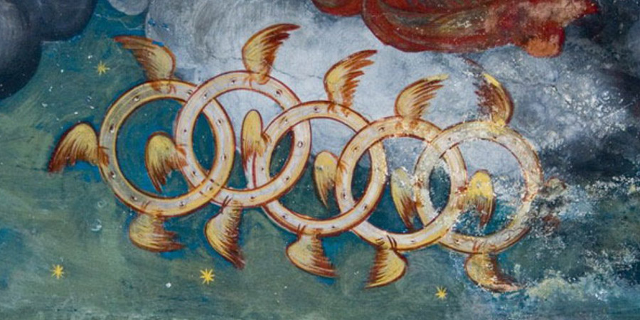 Avvistamenti UFO nell'Antico Testamento?