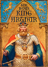 Effige di re Artù