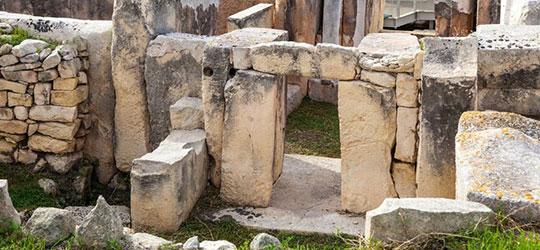 I Templi di Tarxien ed il culto della Dea Madre