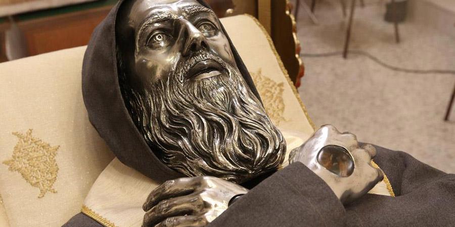 Le levitazioni mistiche di Giuseppe da Copertino