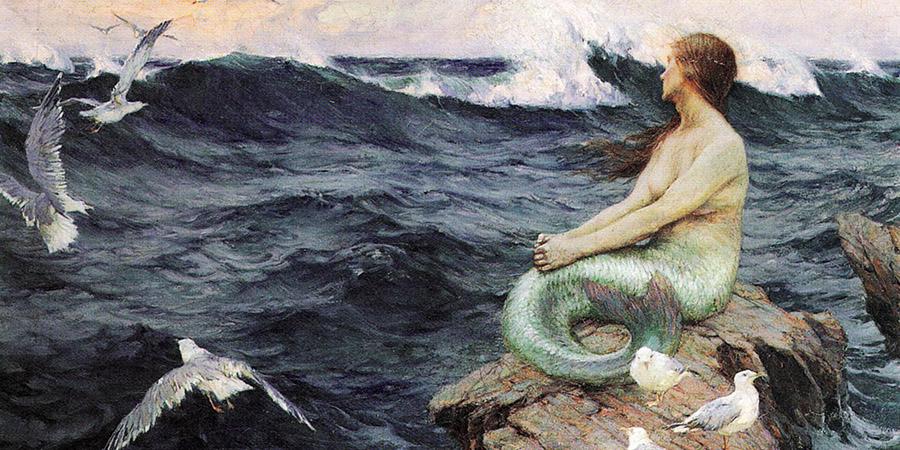 Sirene, le seducenti abitatrici dei mari