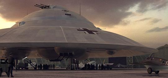 Tecnologie militari segrete e comparsa degli UFO