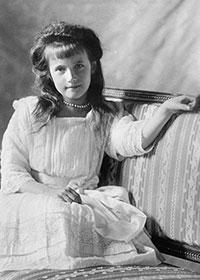 Anastasia Romanov