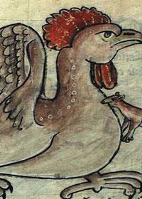 Basilisco - Medioevo