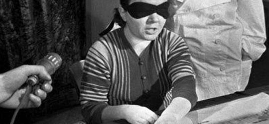 La percezione dermo-ottica di Rosa Kuleshova