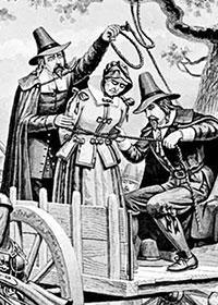 Streghe di Salem - Impiccagione