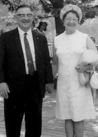 Ambrose e Olga Worrall