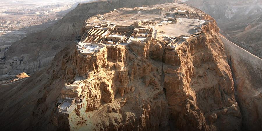 Masada e l'eroico sacrificio degli zeloti