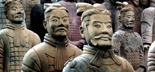 I tesori nascosti delle antiche tombe cinesi