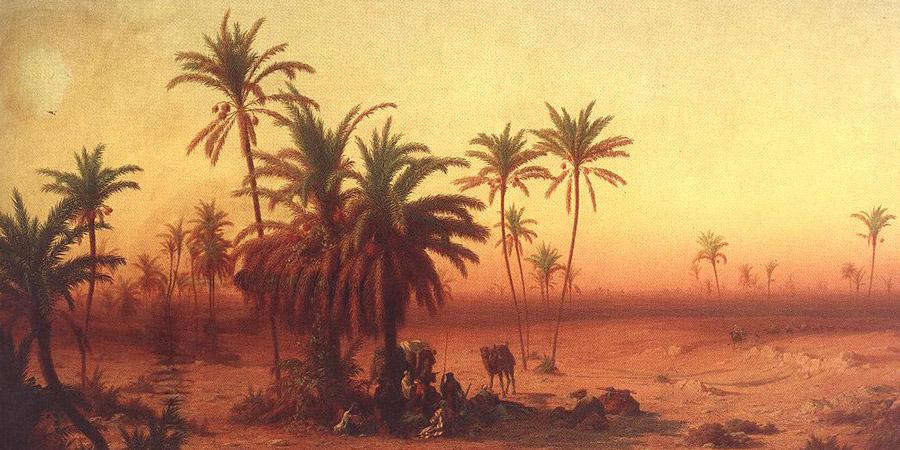 Quando il deserto del Sahara era verde