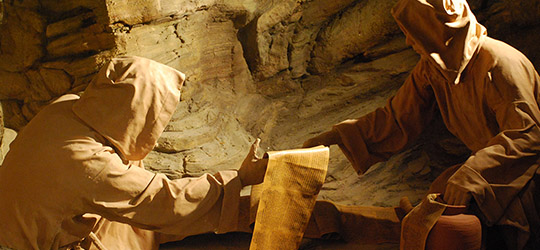 Setta degli Esseni - Qumran
