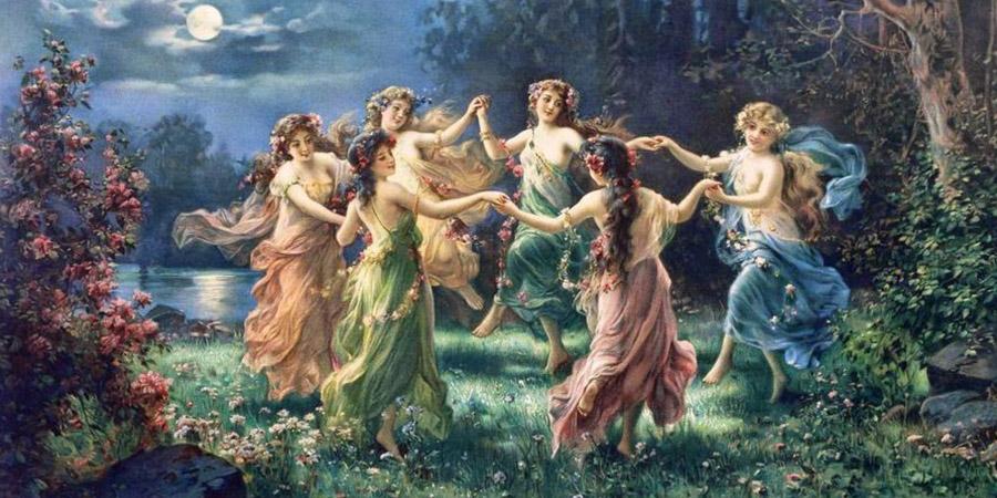 Ballando con le fate dei boschi