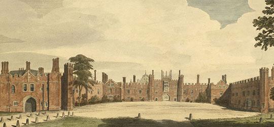 Gli spettri di Hampton Court