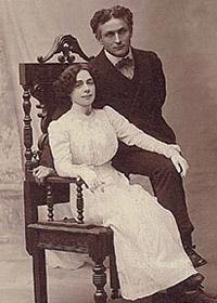 Harry Houdini e Bess