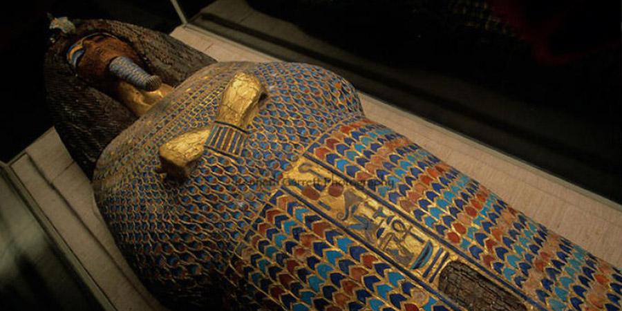 Il mistero della tomba KV55 nella Valle dei Re
