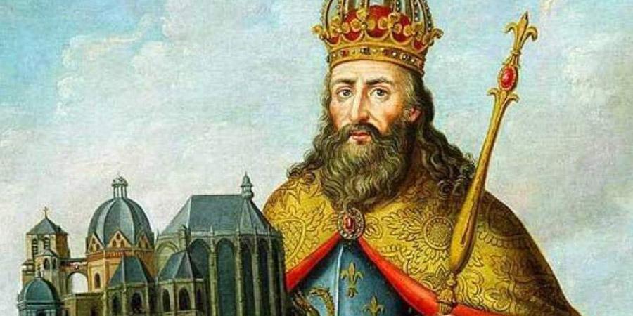 Presagi sulla morte di Carlo Magno