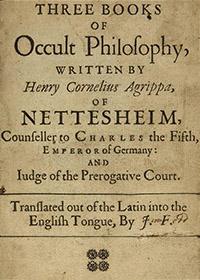 Heinrich Cornelius Agrippa - De Occulta Philosophia
