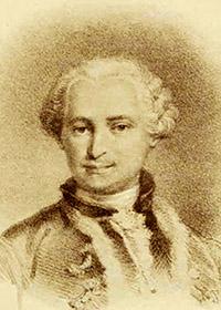 Conte di Saint-Germain RosaCroce