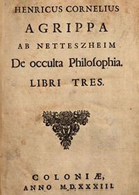 Cornelius Agrippa - De Occulta Philosophia