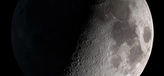 Koichi Mita e il lato nascosto della Luna