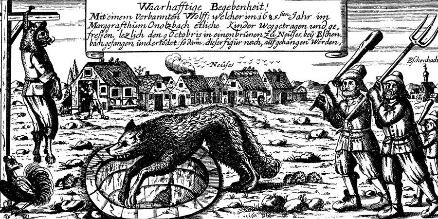 Peter Stubbe: il licantropo di Bedburg