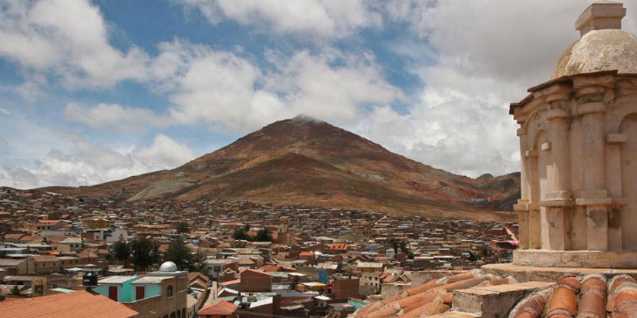 Potosì: le voci della montagna d'argento