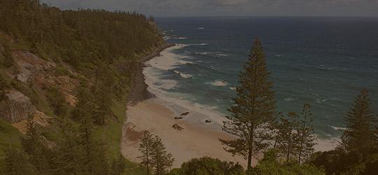 Barney Duffy - Norfolk Island