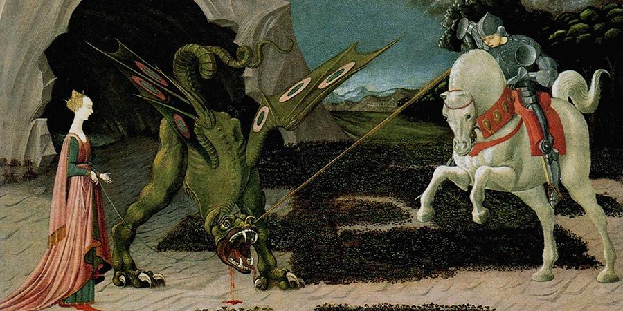 Draghi e animali fantastici sono solo un'illusione?