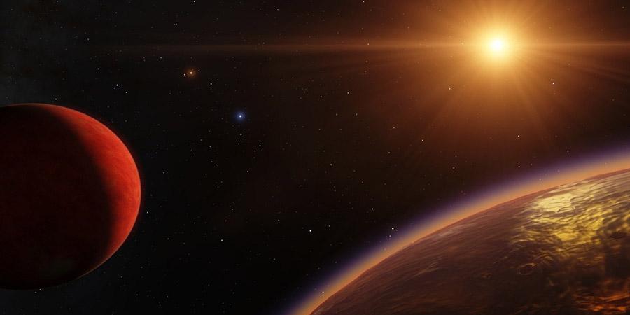 Le Verrier e l'esistenza del pianeta Vulcano