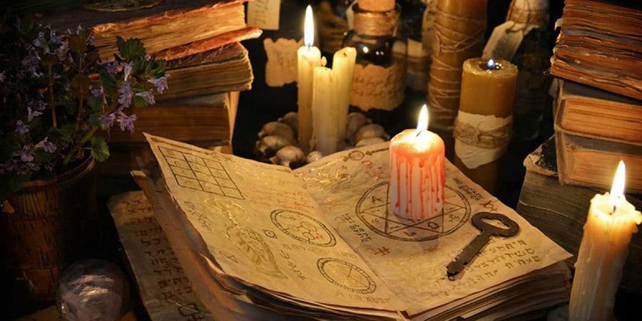 Grimori, gli antichi libri di magia rituale