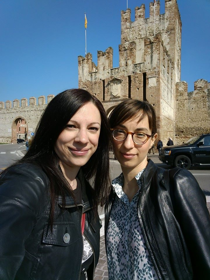 due blogger rodigine alla scoperta di soave gioiello verde del Veneto
