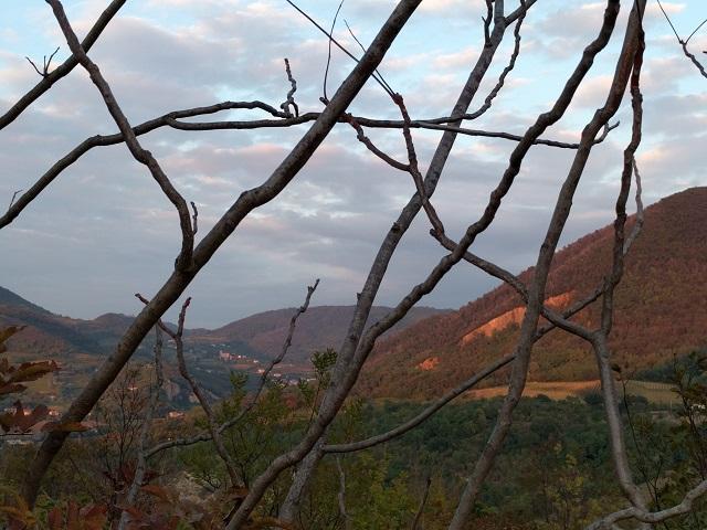 tramonto-trekking-buso-briganti-colli-euganei