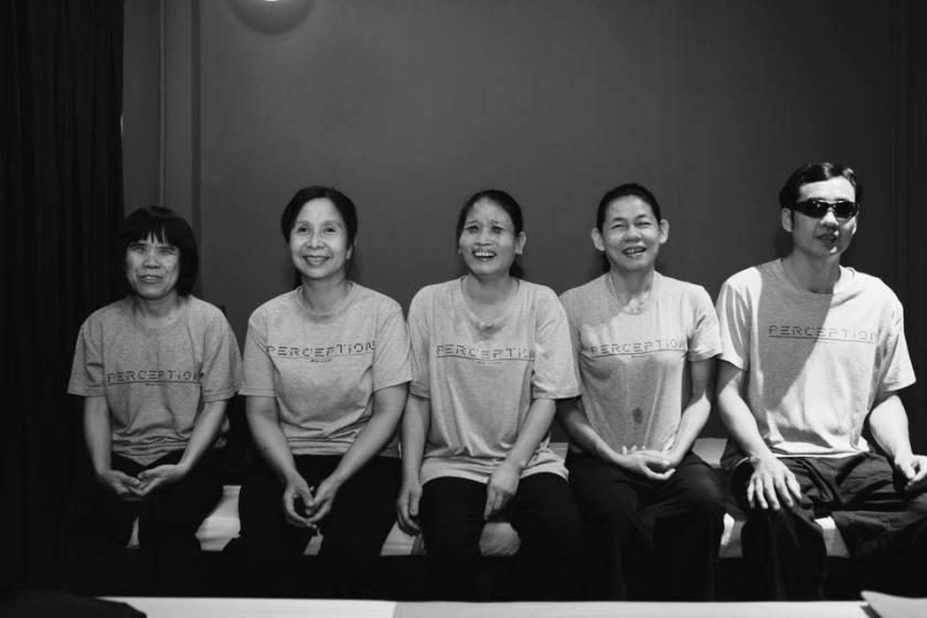blind perception massage bangkok