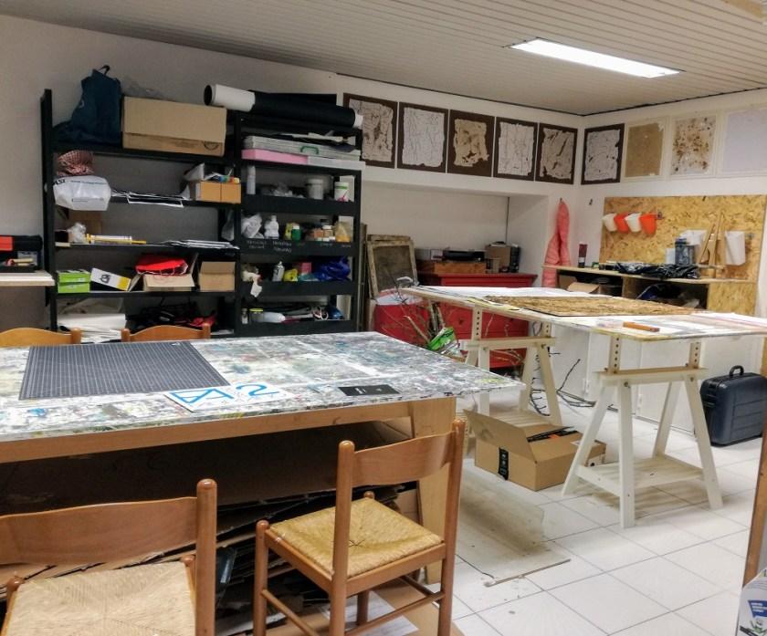 il laboratorio di licia