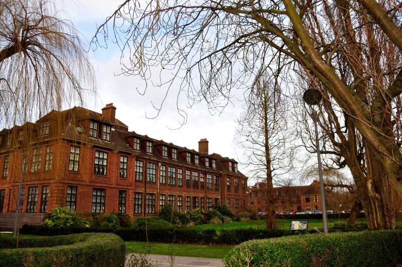 Campus dell'University of Hull