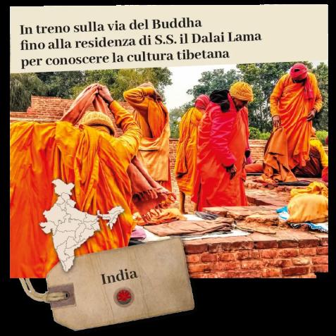india buddha train viaggi spiritualita benessere di monica morganti