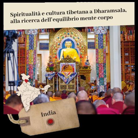 spiritualita a dharamsala viaggi spiritualita e benessere di monica morganti