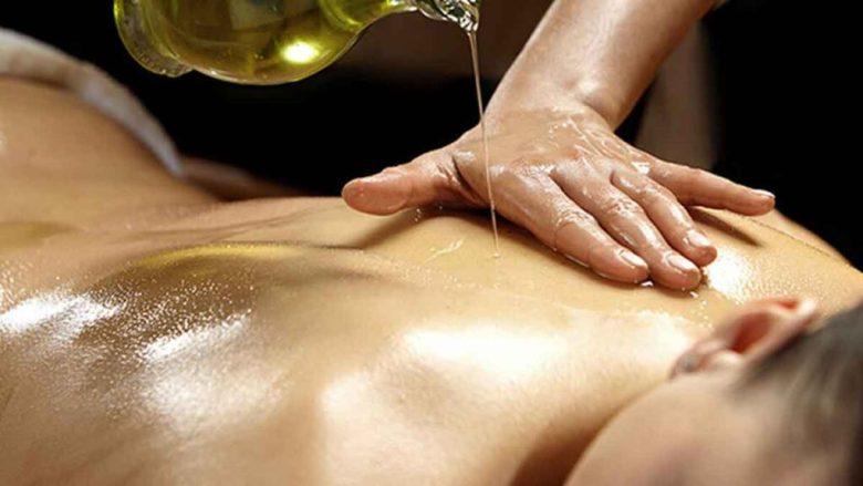 massaggio abhyanga