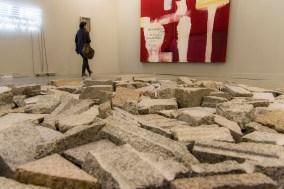 Gian Enzo Sperone Gallery, Richard Long. MiArt 2018