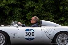 "Jacky Ickx, Porsche 550 Spider A/1500 RS (1957). Circuito Di Prova Alfa Romeo Arese, May 2018. Nikon D750, 400 mm (80-400 mm ƒ/4.5-5.6) 1/1000"" ƒ/9 ISO 400"