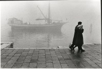 Fulvio Roiter, Fondamenta delle Zattere 1965 © Fondazione Fulvio Roiter