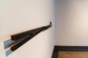 Gary Kuehn, Twist Piece (1987)