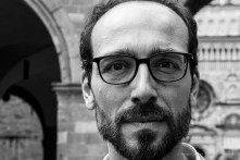 Lorenzo Giusti, direttore GAMeC Bergamo, curatore. Giugno 2018