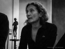 Maria Fratelli, direttore Studio Museo Francesco Messina. Milano, maggio 2018