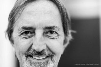 Giovanni Gastel, fotografo. Milano, Settembre 2018.