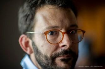 Matthieu Rivallin, Département de la photographie de la Médiathèque de l'architecture et du patrimoine, curator Willy Ronis -Fotografie 1934-1998 Venezia, Tre Oci, Settember 2018.